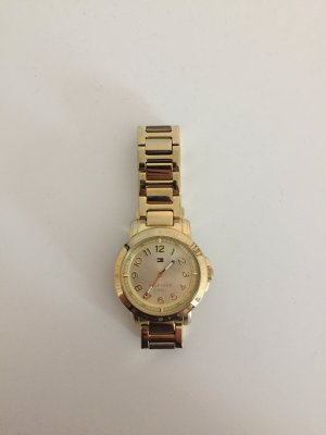 Tommy Hilfiger Watch gold-colored