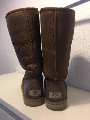 Goldene UGG Boots