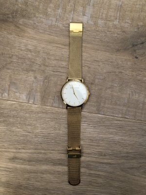 Larsson & Jennings Watch With Metal Strap gold-colored stainless steel