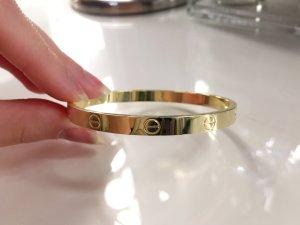Goldener Armreif Trend Armband