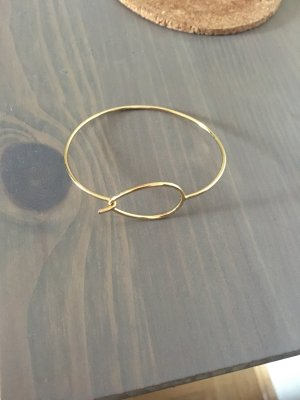 & other stories Bangle gold-colored