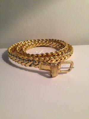 Goldener Glamour-Gürtel