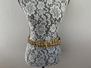 Braided Belt gold-colored