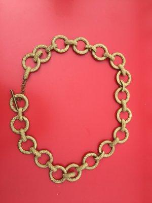 Goldener Kettengürtel - Original Vintage