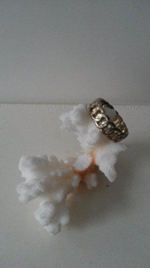 goldener Ring; Größe S