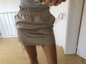Zara Jupe ballon doré