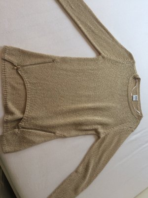 Goldener Vero Moda Pullover