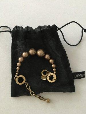 Goldenes Armband von Dryberg Kern