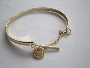 Goldenes Armband von Marc Cain