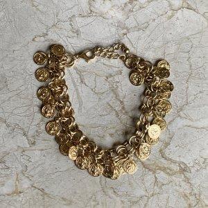 Enkelband goud
