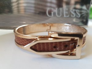 Goldenes Leder Arm-Band