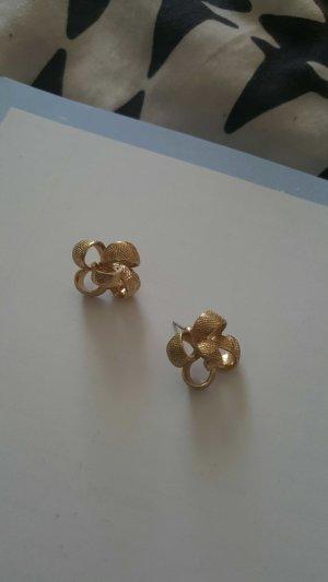 goldfarbe Ohrringe von H&M