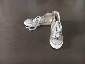 Young Spirit Zapatillas color oro-blanco
