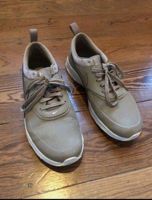 Nike Zapatilla brogue marrón grisáceo-color bronce