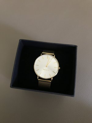 Goldfarbene Uhr von Tamaris