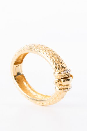Just cavalli Bangle gold-colored metal