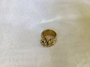 Statement Ring gold-colored
