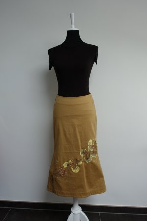 Munthe Plus Simonsen Flared Skirt multicolored