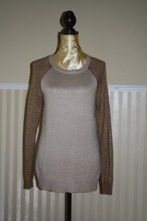 goldiger- kuschliger Pullover