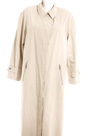 Goldix Manteau long beige clair-marron clair style décontracté