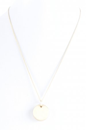 Gold Chain gold-colored simple style