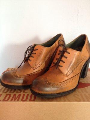 Goldmud - Ankle-Boots Echtleder Neu!