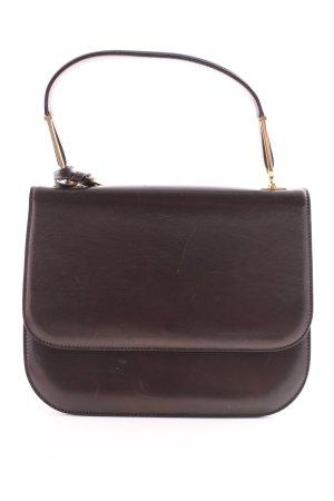 Goldpfeil Mini Bag brown business style