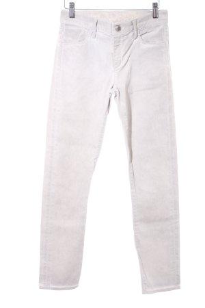 Goldsign Hoge taille jeans licht beige
