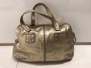 Michael Kors Carry Bag gold-colored leather