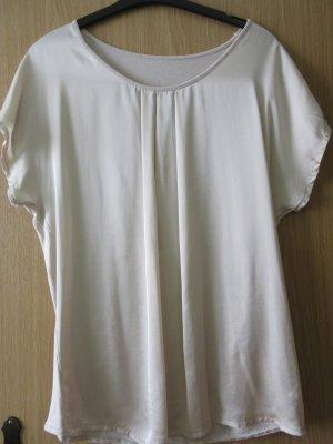 golf´dfarbenes Shirt Gr. 44