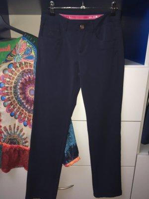 Alberto Pantalon de sport bleu foncé