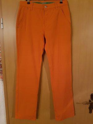 Alberto Sportbroek oranje