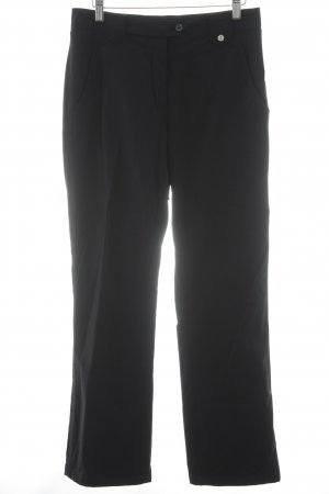 Golfino Cargo Pants dark blue simple style
