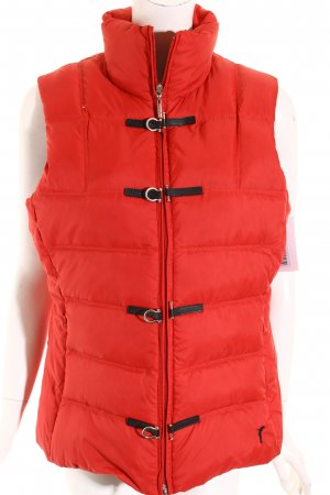 Golfino Down Vest red casual look
