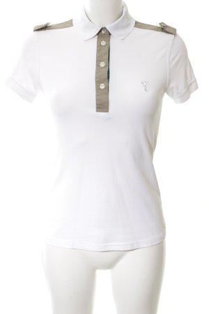 Golfino Polo-Shirt weiß Casual-Look