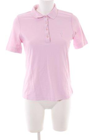 Golfino Polo Shirt pink casual look