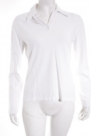Golfino Polo-Shirt weiß sportlicher Stil