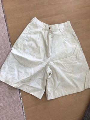 Golfino Shorts Bermuda Highwaist Muster 38 Retro