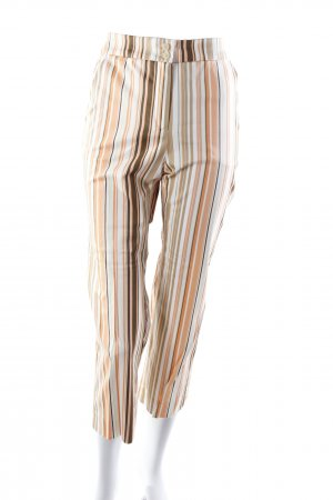 Golfino Slacks Streifen orange