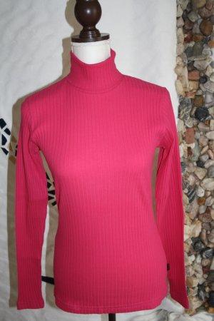 Golfino Sportswear Strickpulli mit Rollkragen pink Gr. 36/38 (S/M) / NEU !