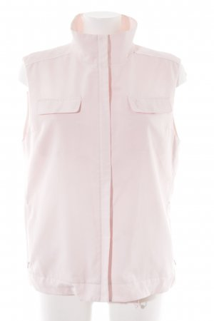 Golfino Sports Vests light pink elegant