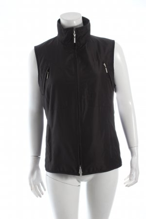 Golfino Sportweste schwarz schlichter Stil