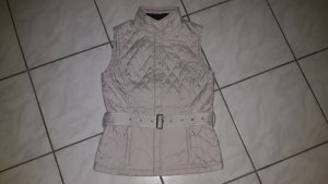 Golfino Quilted Gilet beige polyester
