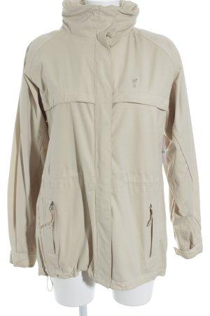Golfino Übergangsjacke beige Casual-Look