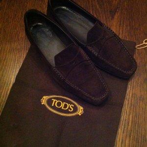 Tod's Scarpa marrone-nero Pelle