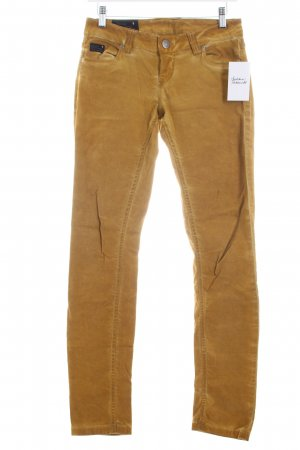 Good Morning Universe Stretch Jeans sandbraun Used-Optik