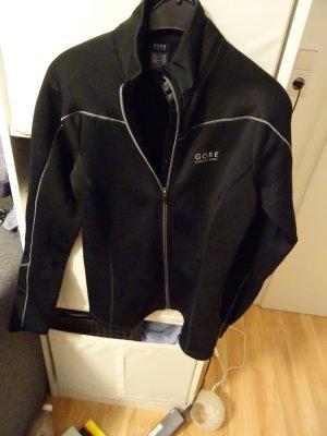 Gore Fleece Jackets black-white