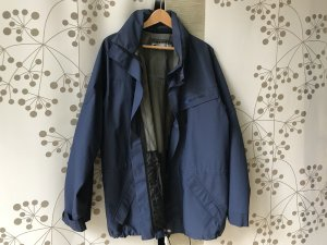 Outdoor Jacket blue polyamide