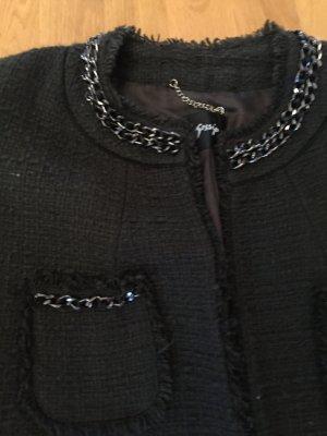 Wool Blazer green grey wool