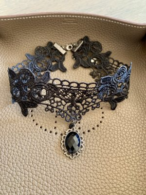 Claires Necklace black